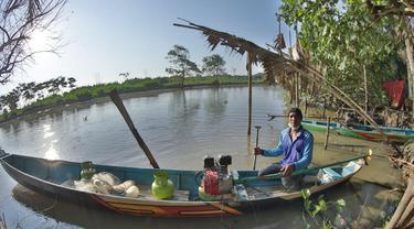 Nelayan dan Petani Nikmati Konversi BBM ke LPG Subsidi