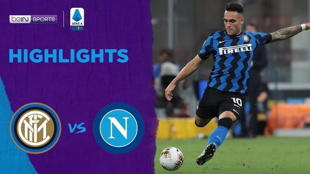 Berita Video Inter Milan Kalahkan Napoli dan Pertahankan Posisi Kedua Klasemen Serie A