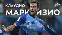 Claudio Marchisio resmi bergabung dengan Zenit St Petersburg pada Senin (3/9/2018). (dok. FC Zenit)
