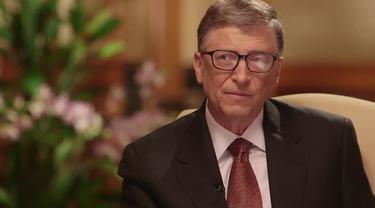 Lewat perusahaannya, Microsoft, Bill Gates sukses menjadi orang terkaya di dunia mengalahkan Amancio Ortega.