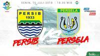 Liga 1 2018 Persib Bandung Vs Persela Lamongan (Bola.com/Adreanus Titus)