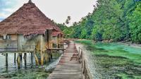 """""""Surga tersembunyi"""" di balik Maluku Tenggara itu bakal dijadikan destinasi wisata kelas dunia."""