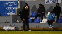 Reaksi Zinedine Zidane usai Madrid tersingkir dari Copa del Rey (AP)