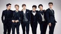 2PM akan kembali dengan karya terbaru yang akan dirilis dalam waktu dekat. Seperti apa ceritanya? [Foto:StarDaily]