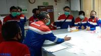 PT Pertamina EP, anak perusahaan PT Pertamina (Persero) berhasil menyelesaikan survey seismic 3D X-Ray Marine Nodal dalam rangka menemukan cadangan migas. Dok