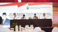 Pasangan Hasanah Jamin Keamanan dan Kenyamanan Rakyat Jabar Jika Terpilih. (Liputan6.com/Huyogo Simbolon)