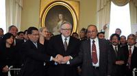 RI dan GAM Berdamai di Helsinki. (bbc)