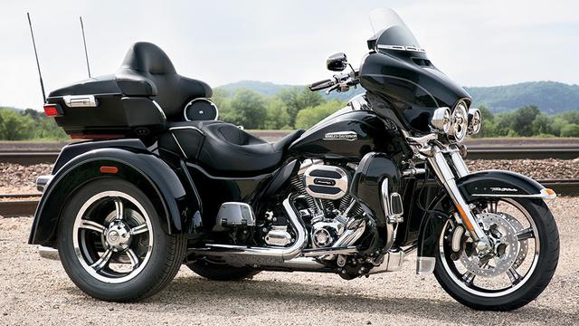 Harley Davidson Tri Glide >> Kpk Sita Trike Harley Davidson Tri Glide Ultra Ini