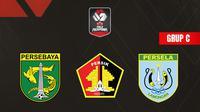 Piala Menpora - Ilustrasi Grup C (Bola.com/Adreanus Titus)