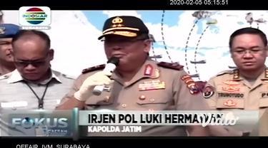 Kepolisian Daerah Jawa Timur berhasil membongkar perdagangan kerang, dan satwa dilindungi bernilai Rp. 1,5 miliar. Dalam pengungkapan perdagangan satwa yang dijual ke luar negeri, Polda Jatim berhasil menangkap lima orang tersangka pedagang satwa dil...