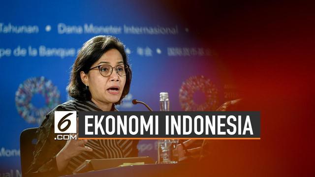 Menkeu Sri Mulyani ungkap syarat agar Indonesia jadi negara terbesar kelima ekonomi dunia.