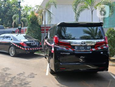 Deretan Mobil dan Harley Sitaan Kasus Jiwasraya