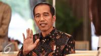 Patung lilin Presiden Joko Widodo atau Jokowi akhirnya resmi dipamerkan. Patung ini berada di Museum Madame Tussauds, Hong Kong.