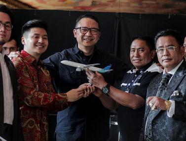 Perdamaian Garuda Indonesia dan Youtuber Rius Vernandes