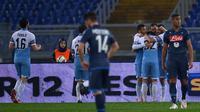 Lazio vs Napoli (ALBERTO PIZZOLI/AFP)