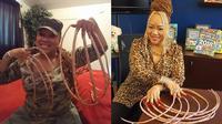 Viral Wanita Ini Jual Kuku Terpanjangnya di Dunia dengan Harga Rp 665 Juta (Sumber: Metro.co.uk)