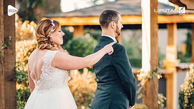 David Hofmann dibuat shock di hari pernikahannya. Sebab, ia menemukan sang pengantin wanita 'berubah menjadi pria'.