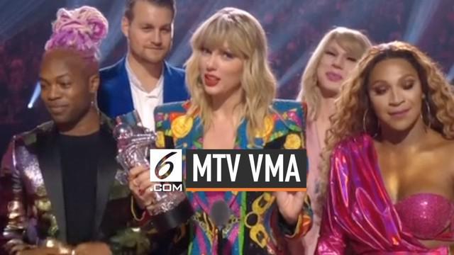 Taylor Swift berhasil memenangkan penghargaan MTV VMA 2019 untuk kategori video of the year. Dalam sambutannya ia sempat menyindir isu persamaan dan Gedung Putih.