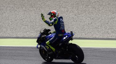 Valentino Rossi, Yamaha, MotoGP