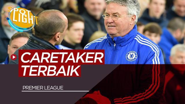 Berita Video Guus Hiddink dan 4 Caretaker Tersukses di Premier League