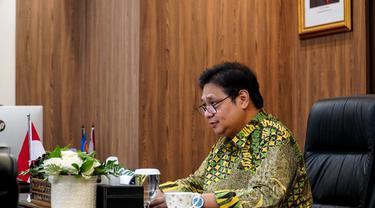 Menteri Koordinator Bidang Perekonomian Airlangga Hartarto. Dok Kemenko