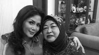 Kristina dan ibundanya, Dariyah Sukiswo (Sumber: Kristina/Instagram)