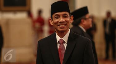 20160727-Menteri ESDM Arcandra Tahar -Jakarta