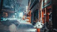 Ilustrasi salju. (dok. Josh Hild/Unsplash/Adhita Diansyavira)