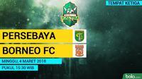 Piala Gubernur Kaltim 2018 Persebaya Vs Borneo FC (Bola.com/Adreanus Titus)