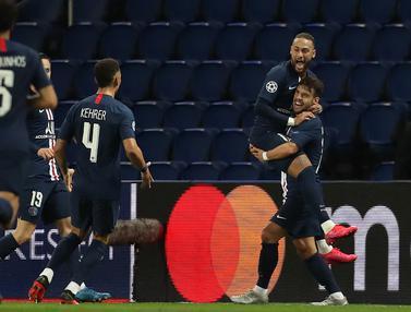 Paris Saint-Germain vs Dormunt Liga Champions