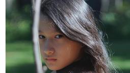 Gadis berusia 11 tahun ini mempunyai hobi memanah. Nyla Koh juga diketahui tertarik untuk terjun ke dunia hiburan seperti sang ibu. (Liputan6.com/IG/@nadyahutagalung)