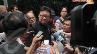 Sekjen PDIP Tjahjo Kumolo. (Liputan6.com/Herman Zakharia)