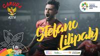 Garuda Kita Asian Games Stefano Lilipaly (Bola.com/ Foto: Vitalis Yogi /Grafis: Adreanus Titus)