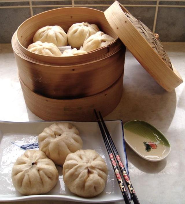 Bakpao merupakan makanan tradisional Tionghoa yang kini mendunia/copyright grandtaste99.blogspot.co.id