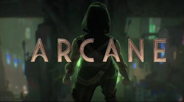 Arcane. (Tangkapan layar YouTube/  Netflix Indonesia)