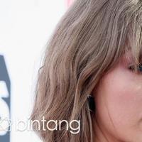 Taylor Swift dan Calvin Harris masih membantah kabar pertunangan sebelum acara musik Coachella (via AFP/Bintang.com)