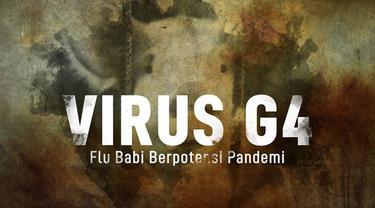 WHO menyebut ini bukan virus baru, namun tetap dalam pengawasan ketat.