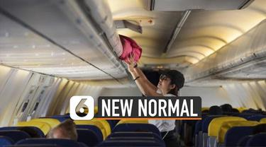 Perwakilan Forum Pramugari, Marintan Ompusunggu membagikan saran kepada penumpang untuk tetap menjaga aspek kesehatan saat terbang.