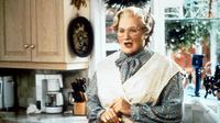 Dalam waktu dekat ini, aktor senior Robin Williams bisa jadi akan kembali mengenakan baju wanita.