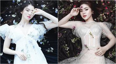 7 Pemotretan Felicya Angelista yang Terinspirasi Da Kyung 'The World of the Married'