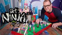 Art Ninja Mola TV. (Ist)
