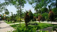Taman Suroboyo (Foto: Liputan6.com/Dian Kurniawan)