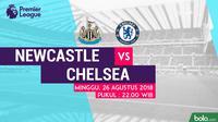 Premier League 2018-2019 Newcastle United Vs Chelsea (Bola.com/Adreanus Titus)