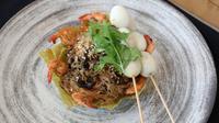 ABC berbagi visi yang sama dengan Ubud Food Festival untuk meningkatkan ketertarikan dan popularitas makanan Indonesia.