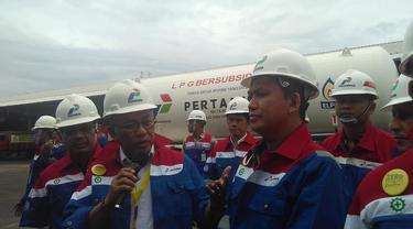 Kepala Badan Pengatur Hilir Minyak dan Gas (BPH Migas), Fanshurullah Asa  (Liputan6.com/Fiki Ariyanti)