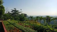 Meski berada di Kota Semarang, Taman Wilis menyajikan panorama ketinggian. (foto: Liputan6.com/Sheyla Al Kautsar)