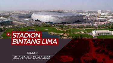 Berita Video Melihat Stadion Megah Qatar Untuk Piala Dunia 2022