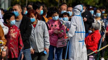 Tes Massal COVID-19 untuk 9 Juta Penduduk di Kota Qingdao