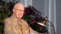 Inilah Norman Borlaug, agronom yang telah menyelamatkan nyawa 1 miliar orang dari kelaparan. (Public Domain)