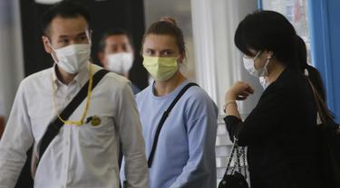 Bertolak ke Polandia, Atlet Olimpiade Belarusia Tiba di Bandara Narita Tokyo